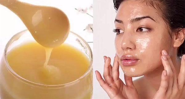 Mặt nạ sữa ong chúa giúp tăng dưỡng chất cho da