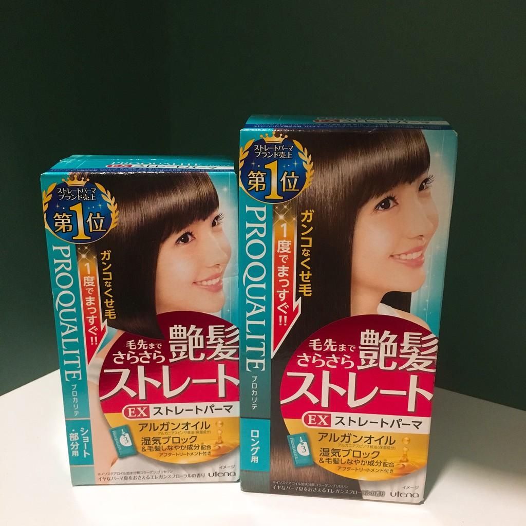 Thuốc Duỗi Tóc Proqualite Nhật Bản