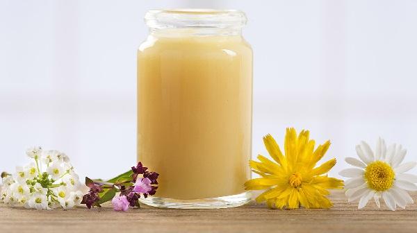 Về mặt y học, sữa ong chúa có nhiều thành phầm giúp chống viêm
