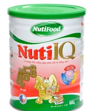 Sữa bột NutiFood Grow