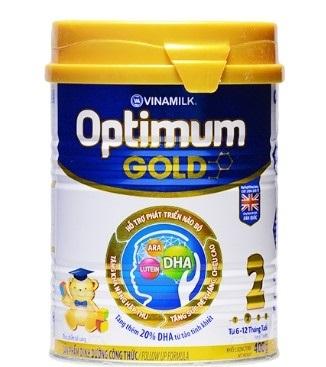 Sữa bột Vinamilk Optimum Gold