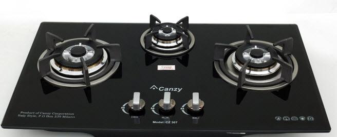 Bếp ga âm Canzy
