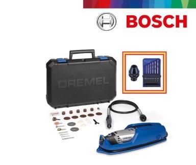 Bộ dung cụ đa năng Dremel 3000 2/32 (máy khoan mài cắt đa năng mini Dremel)