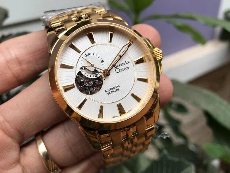 Đồng hồ Alexandre Christie