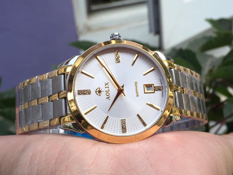 Đồng hồ Aolix