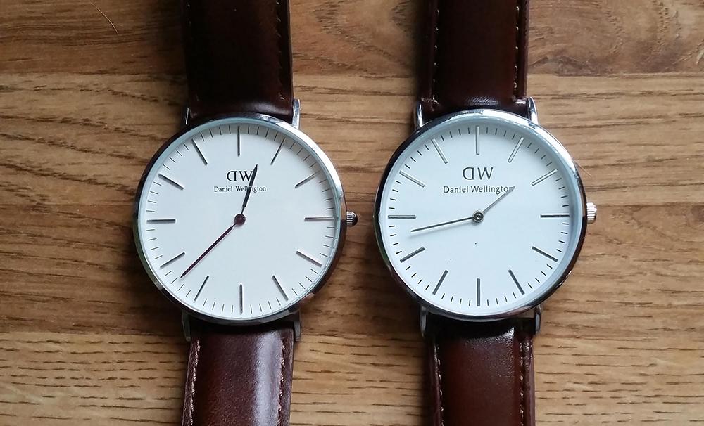 Đồng hồ DW (Daniel Wellington)