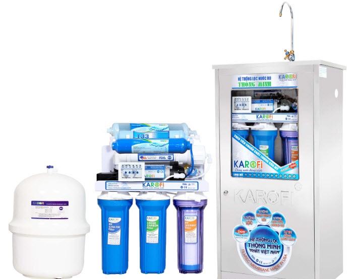 Tư vấn máy lọc nước loại nào tốt nhất năm 2021