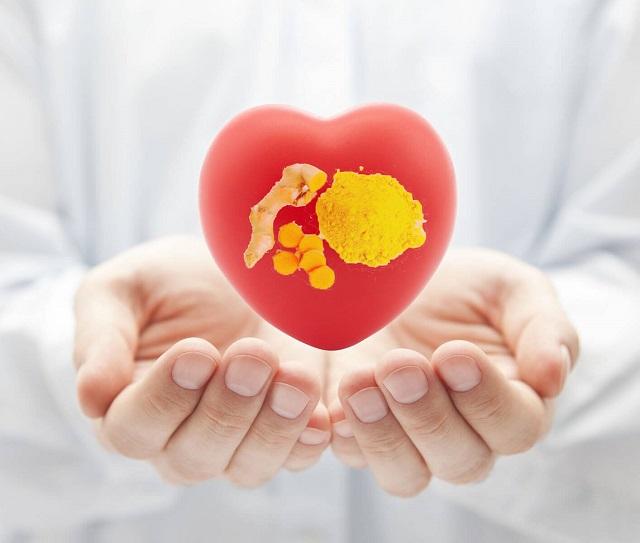 Góp phần tăng sức khỏe mạnh cho hệ tim mạch