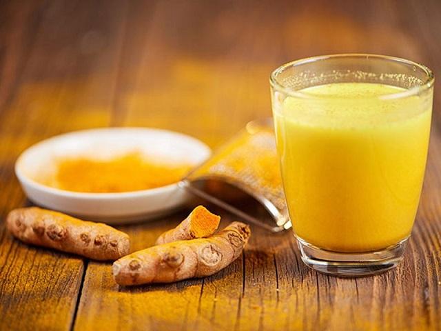 sản phẩm sữa nghệ còn được biết đến là một thức uống giúp giảm cân hiệu quả