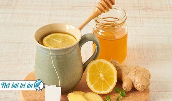 Chanh mật ong là đồ uống có rất nhiều tác dụng cho sức khỏe