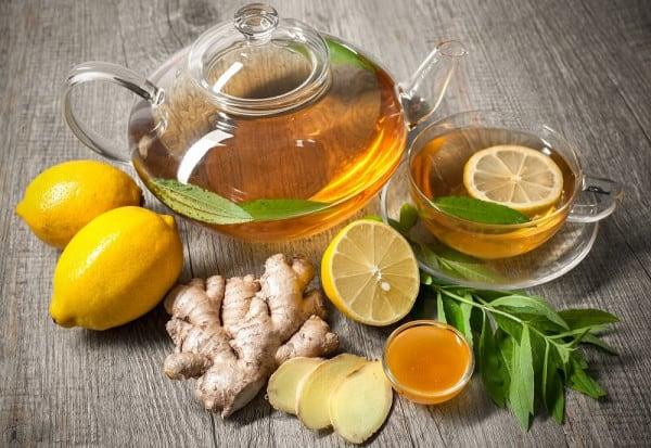 Cách uống gừng mật ong giảm cân
