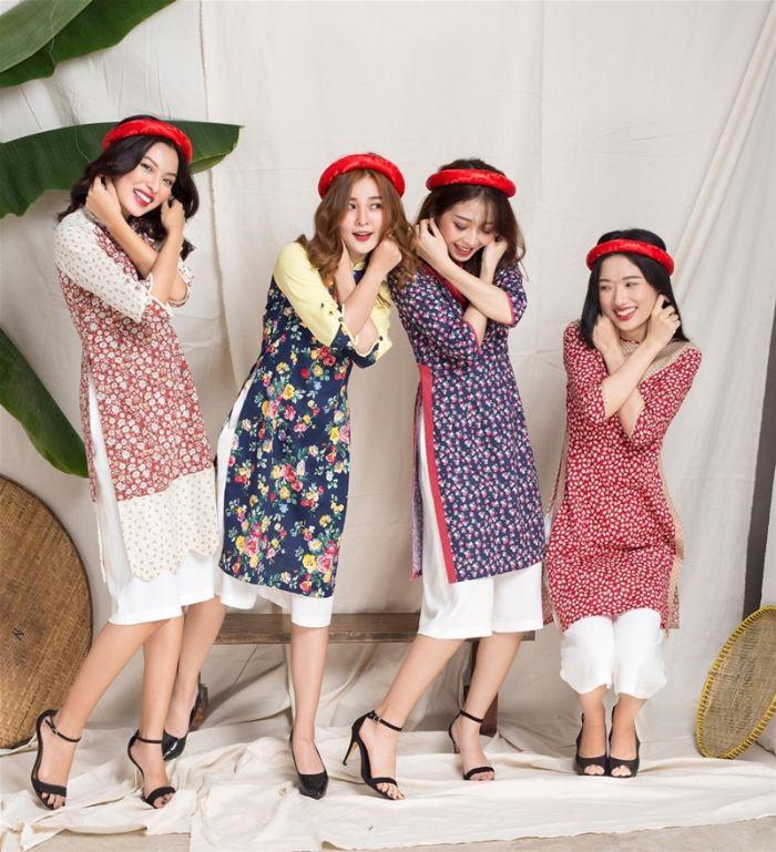 Shop áo dài nữ cách tân Đà Nẵng là địa chỉ chuyên cung cấp sỉ và lẻ các mẫu áo dài truyền thống, cách tân