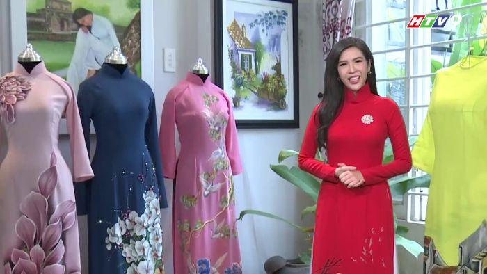 Áo dài Vy Vy là shop áo dài nữ cách tân với mẫu mã đa dạng và họa tiết khác nhau để chị em tha hồ chọn lựa