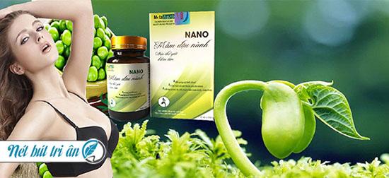Nano Mầm Đậu Nành Meta Herb cũng khá nổi tiếng