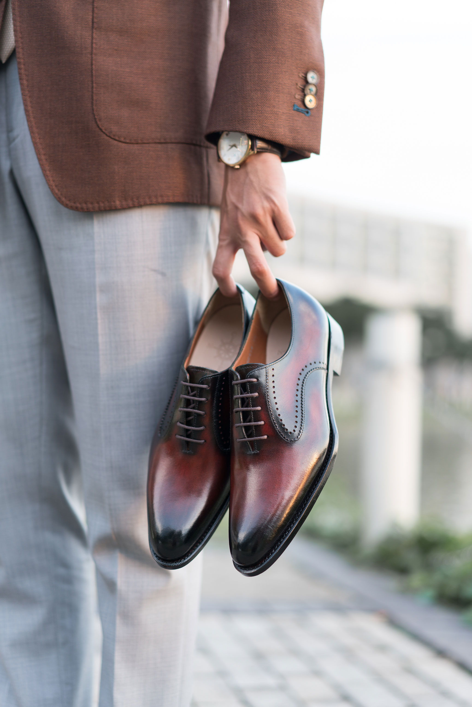 Mẫu giày tây nam paire 1