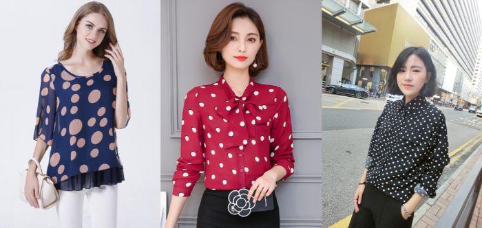 Yi shop là một shop áo sơ mi nữ được rất nhiều người yêu thích