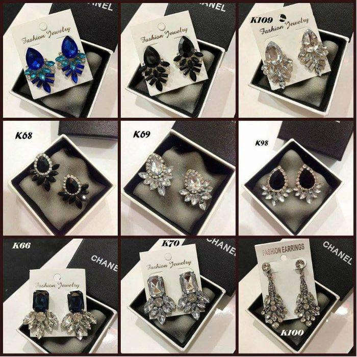 Đây là một những shop phụ kiện nữ bạn sẽ tìm thấy những mẫu khuyên tai, dây chuyền, vòng tay và nhẫn