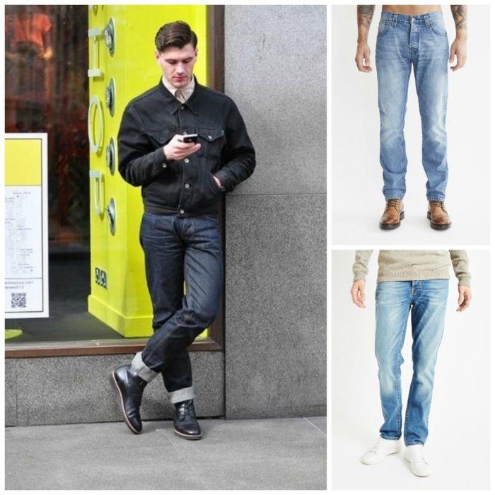 Thời trang Just men đã đưa đến cho những quý ông thêm nhiều sự chọn lựa với quần jean nam