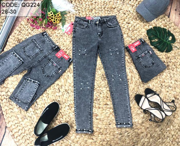 Bloomode chuyên bán các loại quần jeans nữ mang đậm phong cách bụi bặm và chất