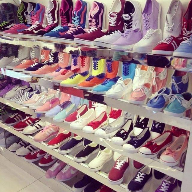Mua giày dép giá sỉ chất lượng