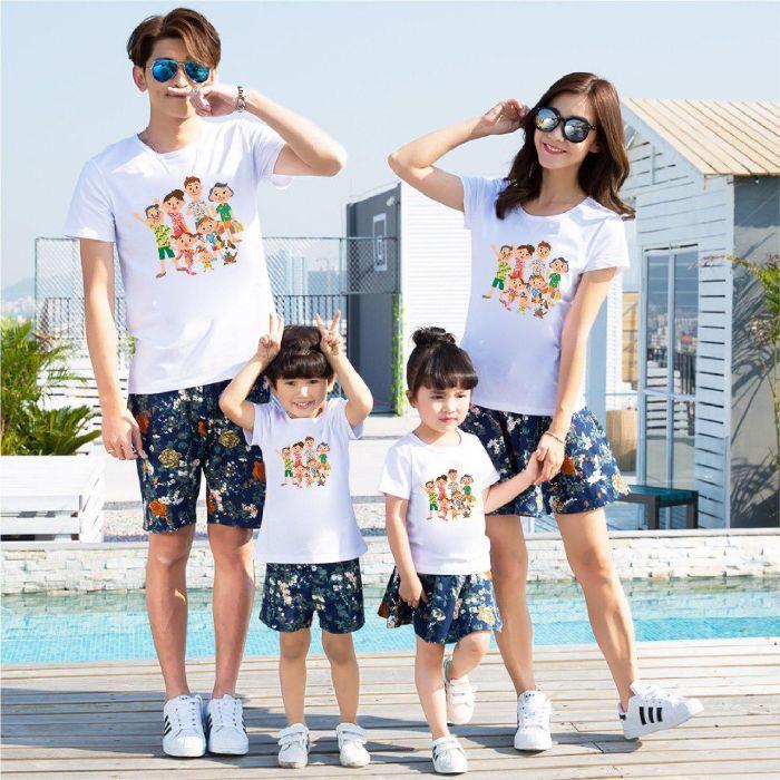 Áo gia đình Navy là một trong những shop quần áo gia đình chất lượng uy tín hàng đầu