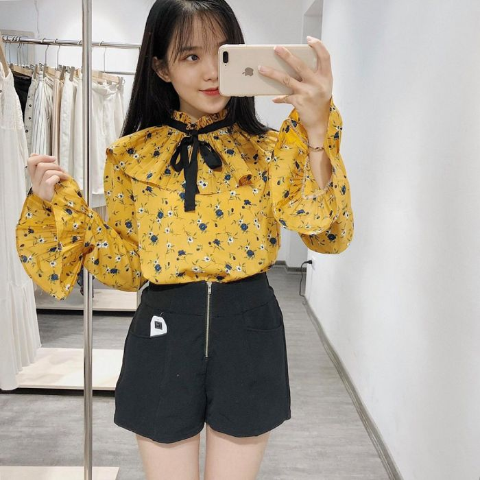 Phong cách Hàn Quốc với những nét phá cách độc đáo thời gian gần đây được giới trẻ yêu thích khá nhiều