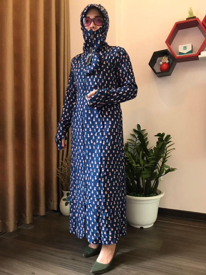 Áo khoác ở shop được thiết kế theo phong cách đơn giản, nhẹ nhàng
