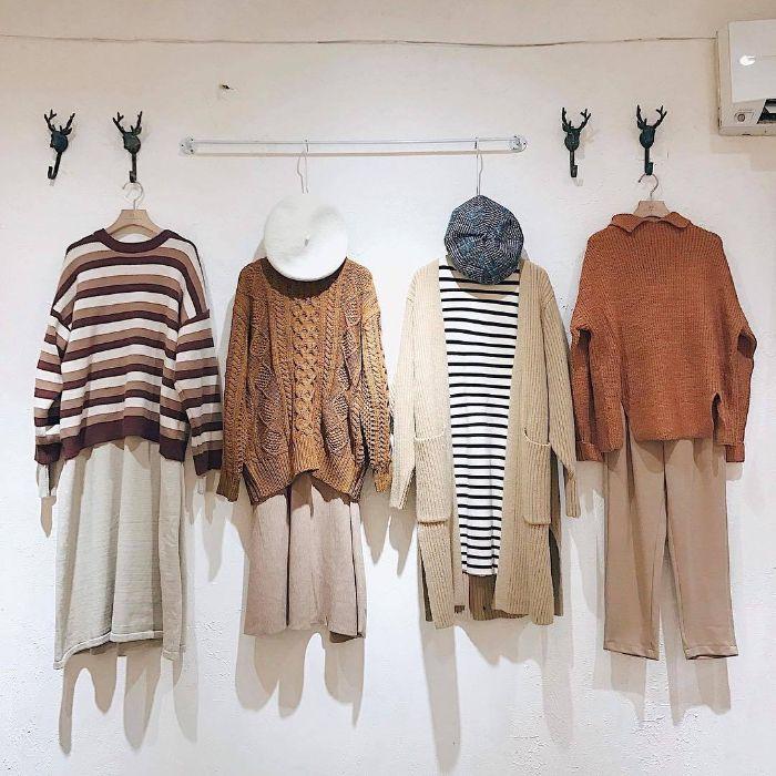 Kel Shop là cửa hàng thời trang chuyên sỉ và lẻ các mặt hàng quần áo mang phong cách Hàn Quốc