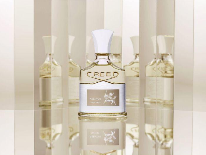 Creed chiếm được tình cảm đặc biệt đến từ phái đẹp đây chính là yếu tố nghệ thuật chinh phục trọn vẹn bao trái tim khách hàng