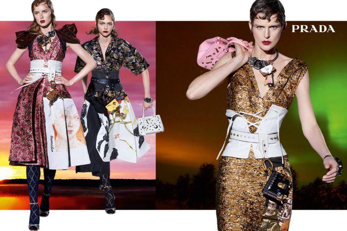 Prada hiện đang hoạt động dưới sự điều hành của Miuccia Prada