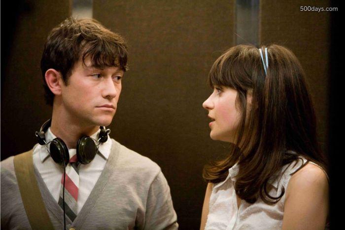 """Bộ phim """"500 days of Summer"""" kể về hành trình của Tom và Summer qua 500 ngày"""