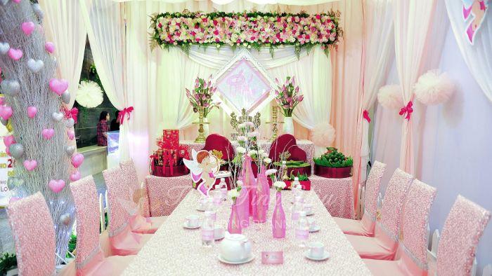 Gallery mang đến một tiệc cưới như trong mơ