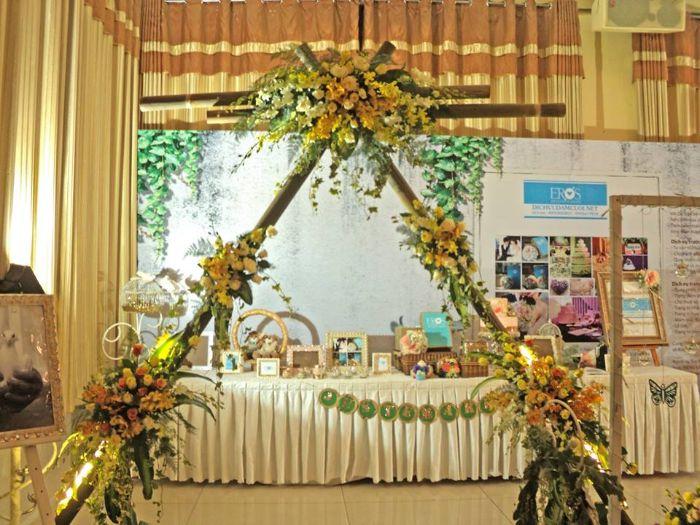 Eros Wedding Planner là một trong 8 dịch vụ tiệc cưới ở TPHCM thể hiện sự chuyên nghiệp và uy tín