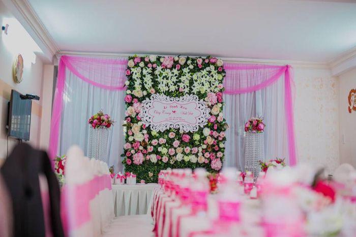 Marry  là nơi bạn có thể thoải mái lựa chọn cho mình một cách trang trí tiệc cưới mà mình yêu thích nhất