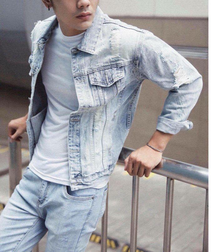 Áo bò nam đang là xu hướng lựa chọn của rất nhiều bạn trẻ hiện nay bởi nó là loại áo rất bền