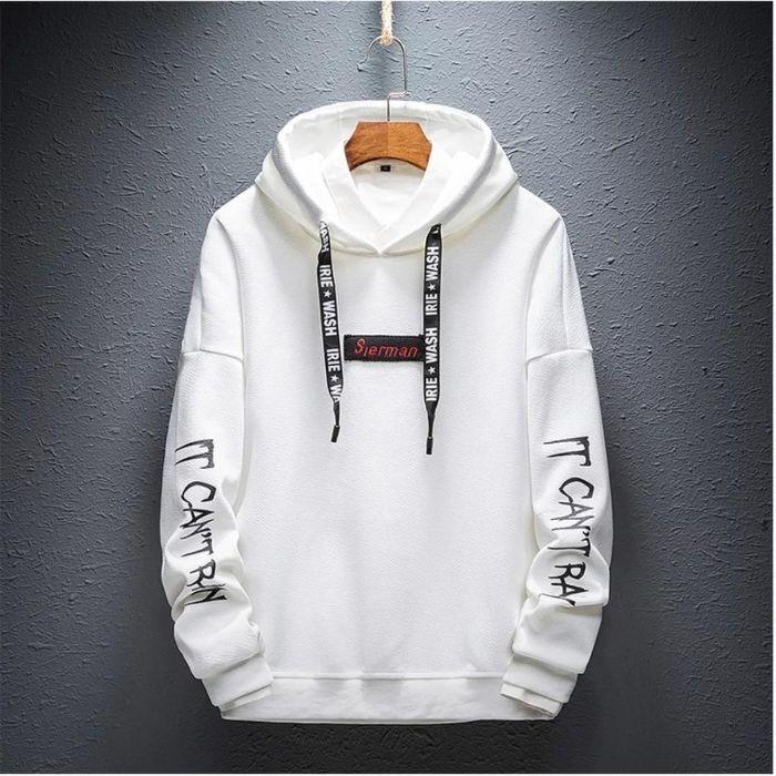 Nhắc đến 8 loại áo cho nam đô sẽ thật là thiếu xót nếu như không kể đến áo hoodie nam