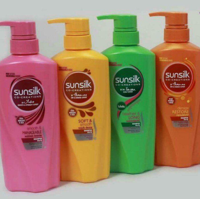 Sunsilk đã đồng sáng tạo cùng chuyên gia tạo mẫu tóc quốc tế Thomas Taw cho ra đời