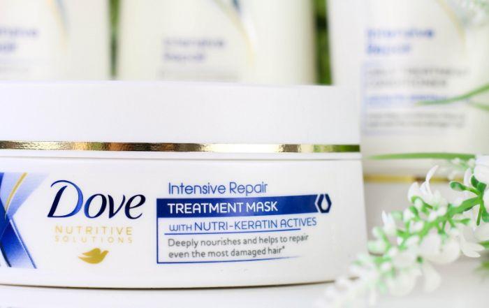 Kem ủ Dove phục hồi tóc hư tổn đang chiếm khá nhiều chiếm ưu thế trên thị trường