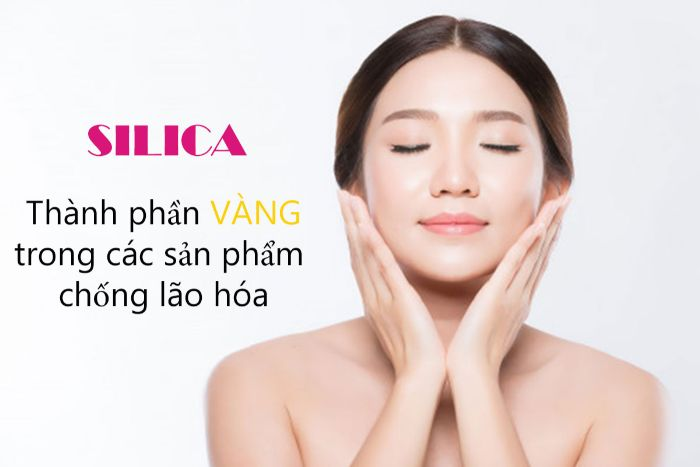 Silica chính là một chất có vai trò quan trọng trong việc sản sinh collagen và glycosaminoglycan dưới da