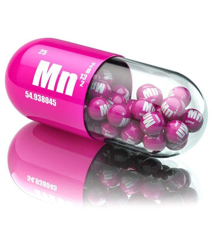 Mangan cũng có vai trò gần giống như silica, hỗ trợ quá trình sản sinh collagen