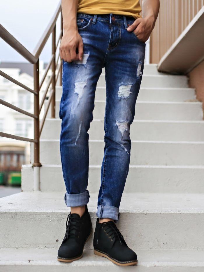 Quần jean là một trong 8 kiểu quần bất tử, mà chúng ta có thể tìm thấy trong tủ đồ của bất cứ ai