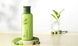Nước hoa hồng Innisfree Green Tea có xuất xứ từ Hàn Quốc với các thành phần chiết xuất từ thiên nhiên cực kỳ lành tính