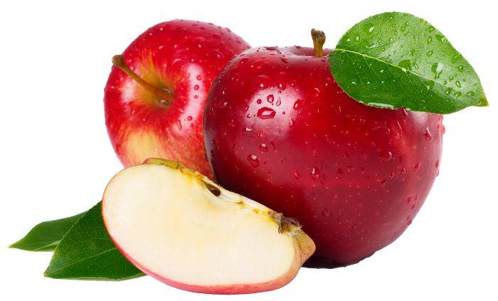 Táo là nguồn giàu axit malic nằm trong top 8 loại trái cây tốt cho da được các chuyên gia khuyên dùng