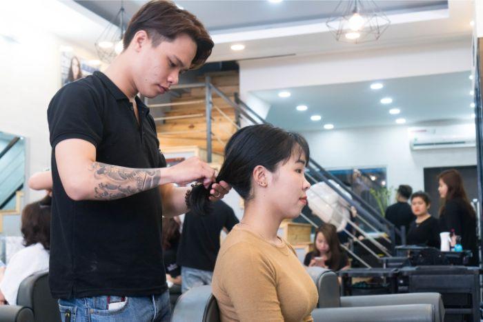 Sẽ là một thiếu sót lớn nếu Beauty salon tóc Thùy Dương không có mặt trong danh sách 8 salon tóc nữ nổi tiếng Đà Nẵng