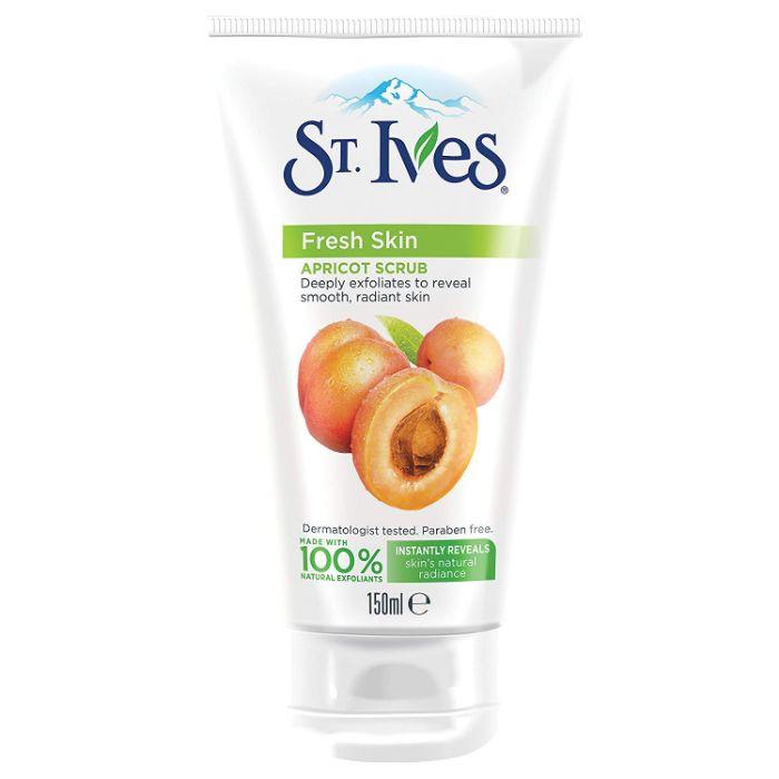 ST.Ives là thương hiệu nổi tiếng với các sản phẩm chăm sóc sức khỏe làn da từ các thành phần thiên nhiên