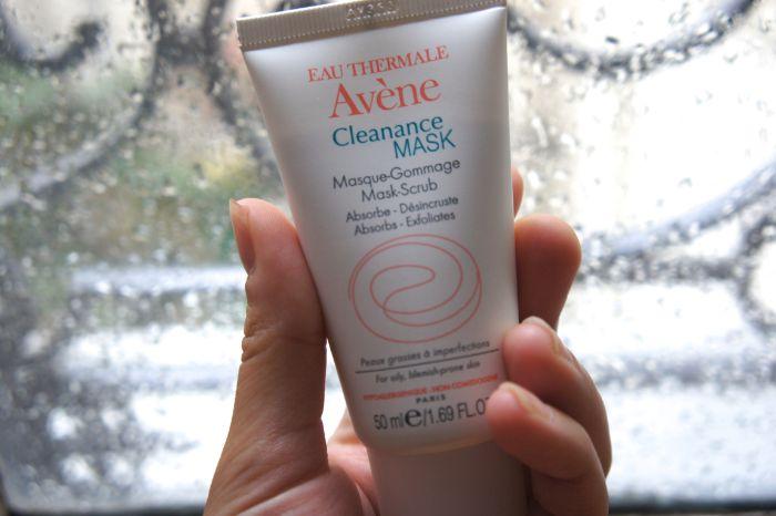 Mặt nạ giảm bóng nhờn tẩy tế bào chết cho da nhờn mụn Avène Cleanance Mask Scrub (50ml)