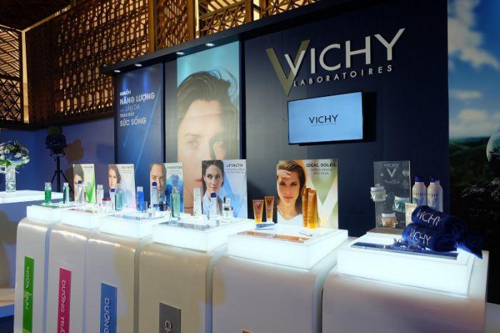 Vichy là một trong những thương hiệu mỹ phẩm hàng đầu thế giới được các bác sĩ và chuyên gia khuyên dùng