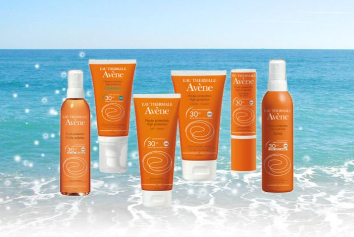 Danh sách top 8 thương hiệu dược mỹ phẩm đầu tiên phải kể đến Avène
