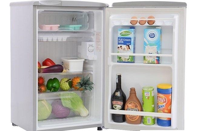 Tủ lạnh Aqua AQR-95AR SS