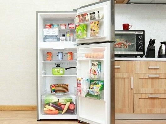 Tủ lạnh LG Inverter GN-L205PS
